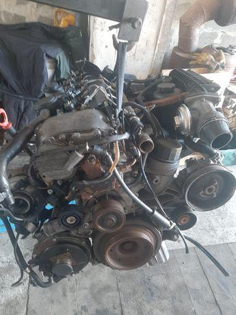 Двигун Мотор Двигатель Mercedes 2.7CDI