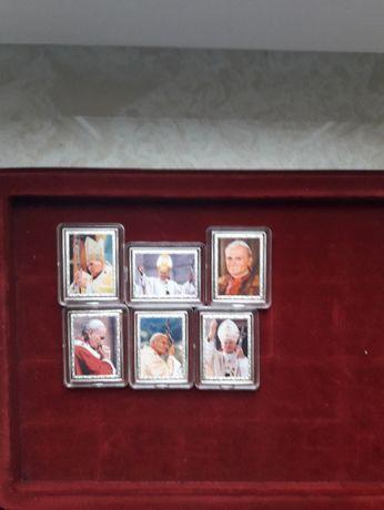 Monety J.Paweł II