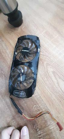 nvidia geforce 8500GT karta graficzna 512mb ddr2 dvi gratis cooler