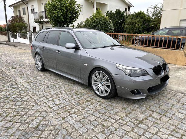 Bmw 535d lci 286cv (matricula suiça)