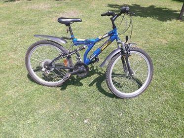 Rower Grand (Niebieski)