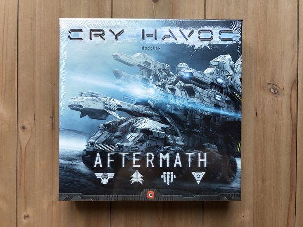 Cry Havoc: Aftermath (dodatek) (gra, gra planszowa)