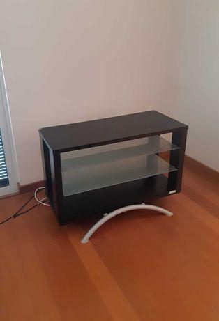 Mesa rotativa para televisão