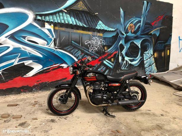 Kawasaki W  w800 Special Edition