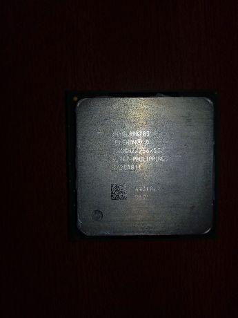 Intel® Celeron® D Processor 335, 2.80 GHz, Socket 478