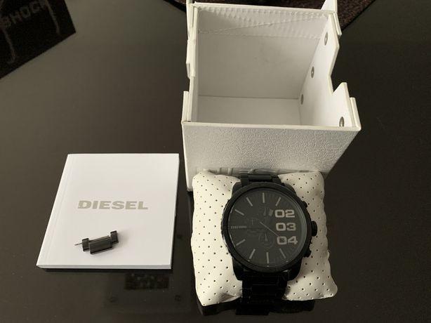Zegarek męski Diesel DZ-4207 stan idealny komplet
