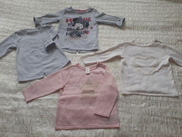 Bluzeczki dla blizniaczek