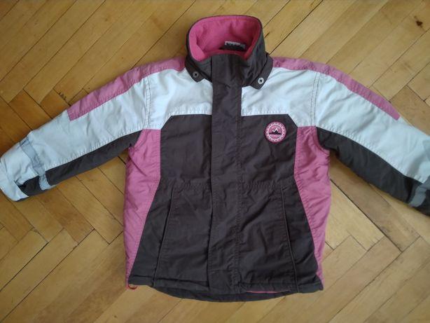 Демисезонная куртка для девочки 110 рост