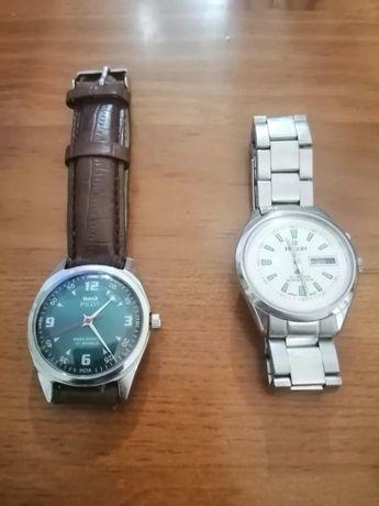 Relógio de Pulso Homem Ricoh 21 Jóias+ Hmt Pilow 17 Jóias