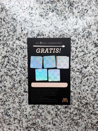 Hologram na kawę McDonald's