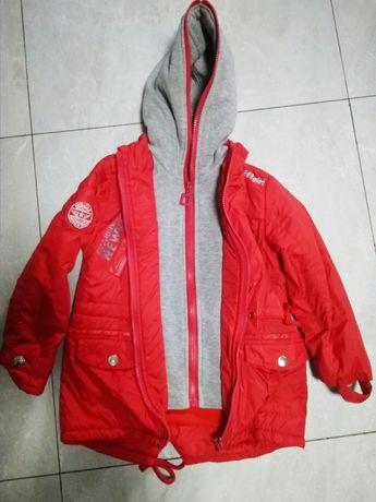 Демисезонна куртка парка Grace