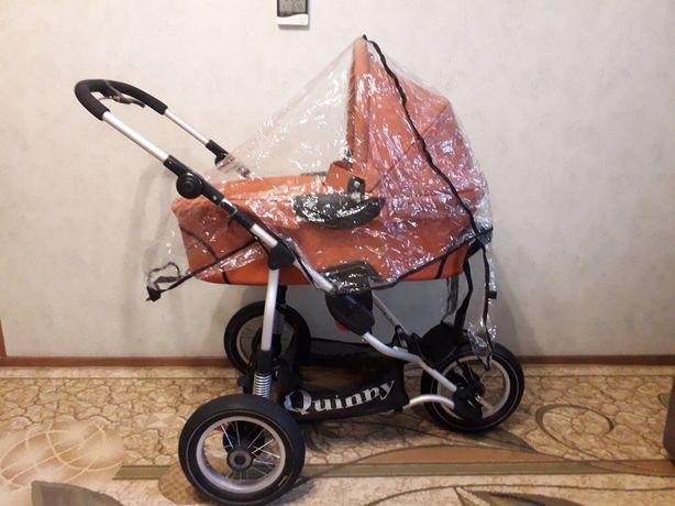Детская коляска Quinny freestyle XL (by Maxi-Cosi ( в отличном)