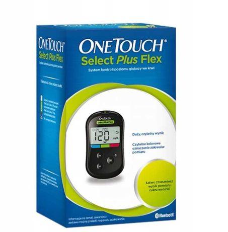 Lombard na Lewara Glukometr One Touch Select Plus Flex