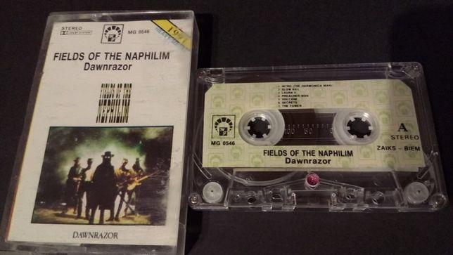 Fields Of The Naphilim – Dawnrazor,1991,KASETA MAGNETOFONOWA
