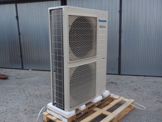 Pompa ciepła PANASONIC 9kW z montażem