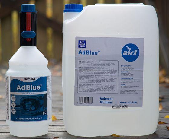 AdBlue , AUS 32. DEF, Мочевина
