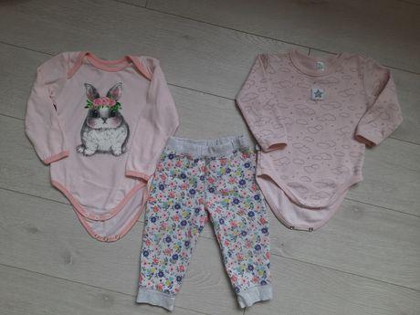 Бодик та штани 80 6-12міс комплект.