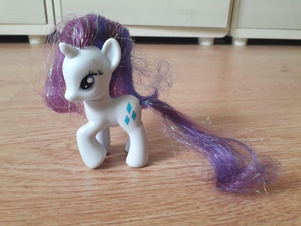 Rarity My Litte Pony Hasbro kucyk