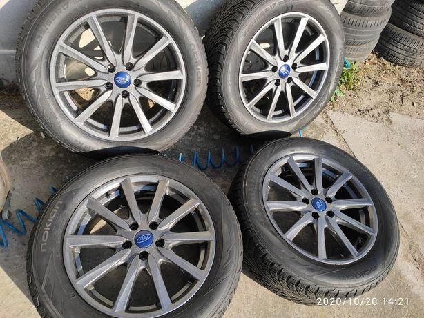 Колеса зимові Ford escape, kuga, 17 5*108, 235 55 17 hakapeliitta r2