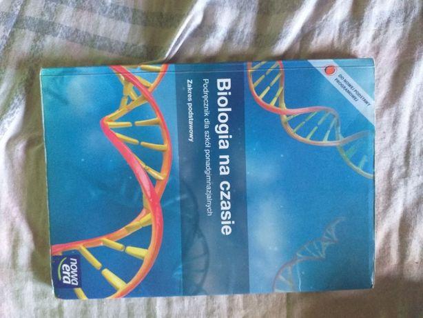 Biologia na czasie 1 klasa, podręcznik do biologii nowa era
