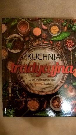 Kuchania tradycyjna / kuchnia light (książka kucharska)