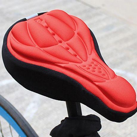Мягкий чехол для велосипедного сидения