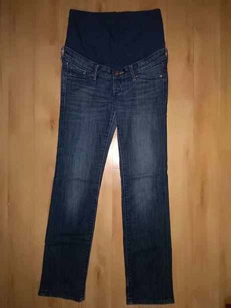 Spodnie ciążowe dżinsy plus leginsy /getry H&M Mama