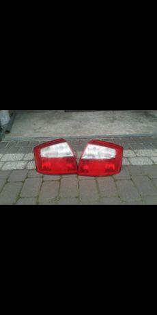 Audi A4B6 lampy tylnie