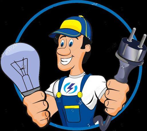 Eletricista.Canalizador.sistemas solares