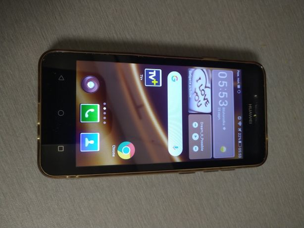 Huawei Y3 LUA-U22