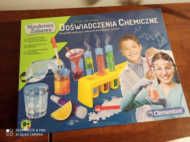 Doświadczenia chemiczne .. Clementoni