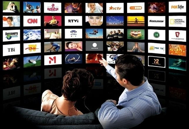 Цифровое ТВ,(Спутник. Т2. IPTV),
