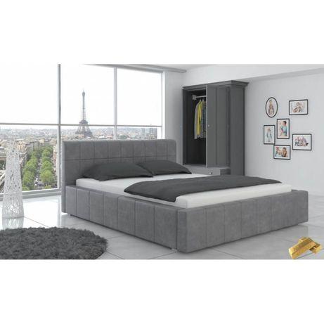 Łóżko Carlos 140x200 pojemnik stelaż i materac! WYSYŁKA 24 H