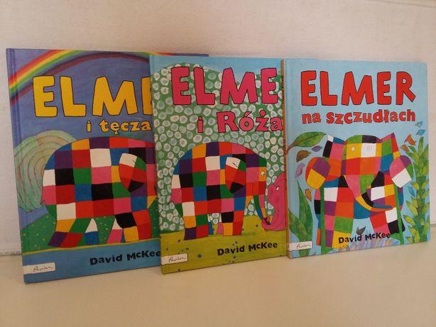 Książki z serii Elmer