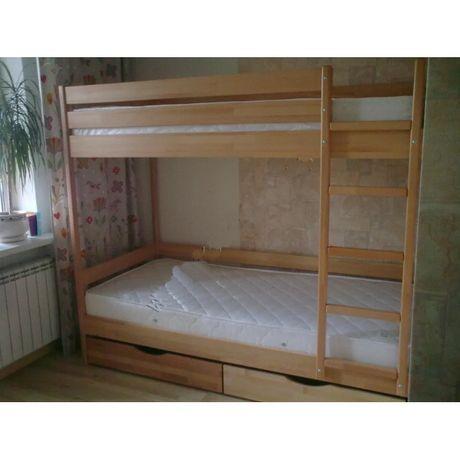Продам Кровать Дуэт двухъярусная (цвет Бук)