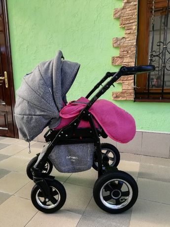 Дитяча коляска Adamex Nitro 2 в 1