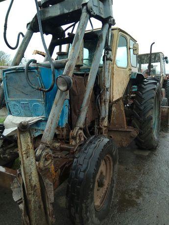 Продам трактор ЮМЗ-6 Кун, манипулятор, кран