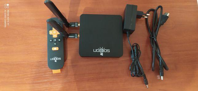Android приставка Smart TV Box Ugoos AM 6