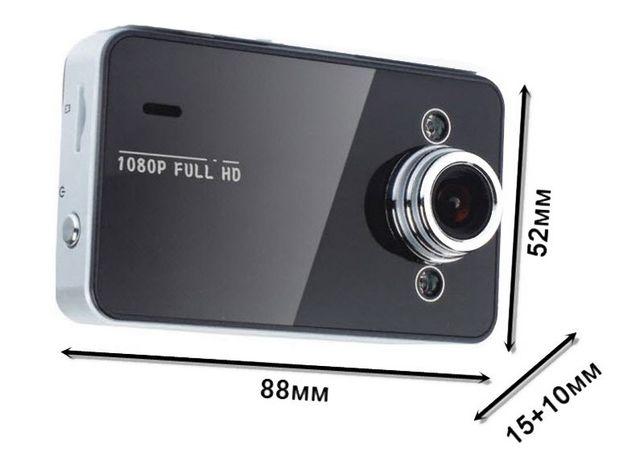 Видеорегистратор K6000 Full HD 1080P DVR