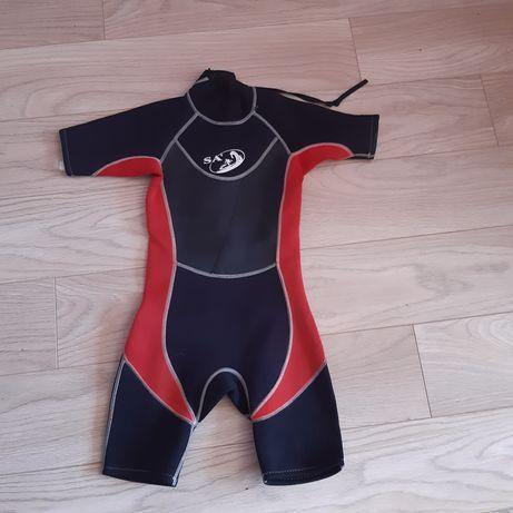 Pianka do pływania neopronowa 9-10 lat.