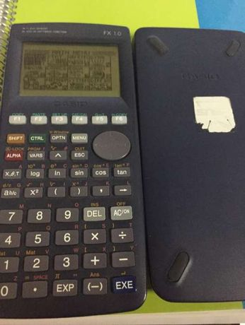 Calculadora Texas FX 1.0