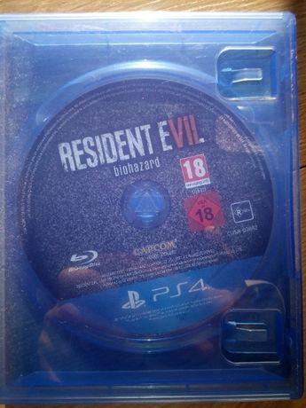 Resident Evil 7 PL PS4