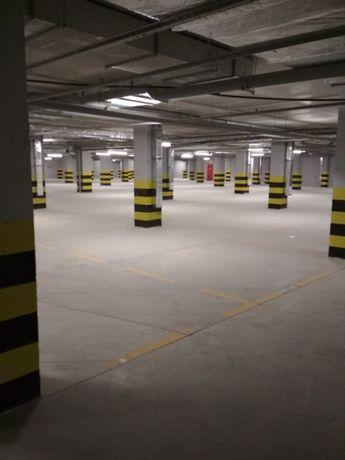 """отдельностоящее паркоместо в подземном охраняемом паркинге """"Элегия пар"""