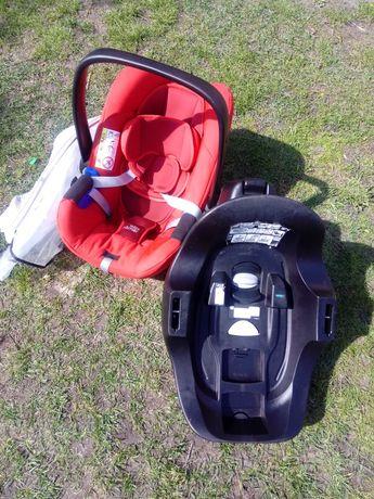 Fotelik Britax Romer Baby-Safe i-size 0-13 kg z baza isofix