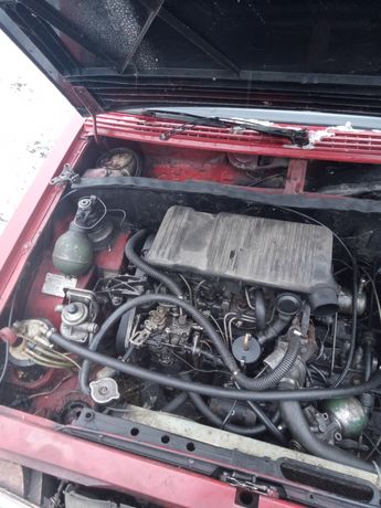 Продам Ситроен бх двигатель коробку, бампера седения, стьокла, двери,