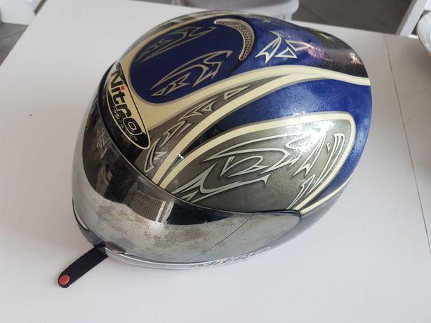 Kask NITRO Racing N 750 VX Oryginał 25% ceny