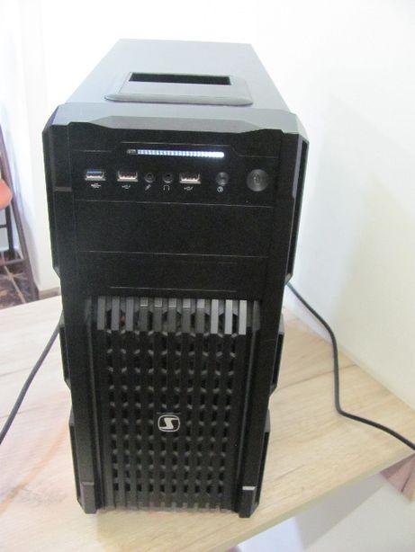 Komputer stacjonarny i5-4670/8GB/2TB/120ssd/Radeon R9 3GB/600W/W10 Pro