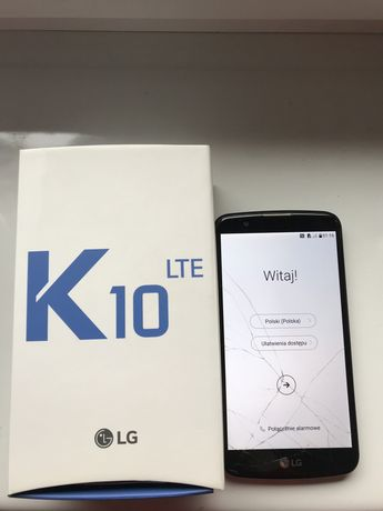 LG K10 sprawny- dla zdecydowanych DZISIAJ 50zl