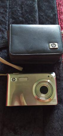 Máquina fotográfica hp