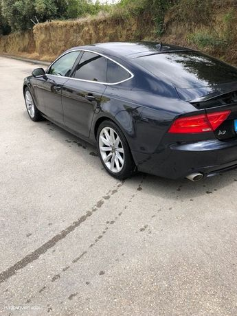Audi A7 3.0 TDi V6 Multitronic